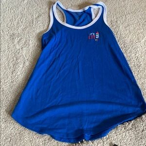 Brand new American holiday tank top
